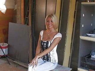 British slut Nicola gets fucked in Sweeden