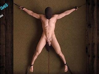 20 min Edging Challenge Restrained + Chastity + Prostate Vib