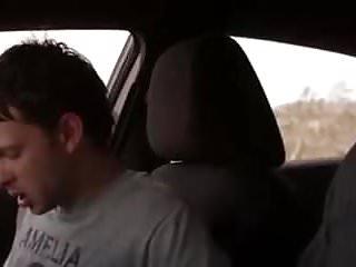 Young boy suck car...