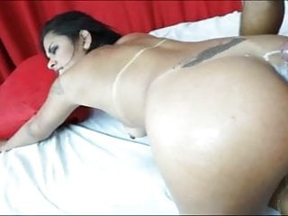 CUM ON INDIAN ASS