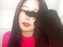 Rocket Crush Yeonhee Jizz Tribute 2