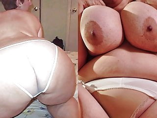 Enormous Granny Titties Jerk Off Problem To The Beat #4