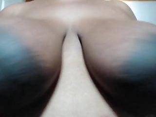 Idian lady loves my n gg r balls...
