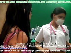 $CLOV Alexis Grace Gets Stimulating Exam From Doctor Tampa!