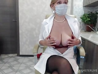 Milf Webcam Pantyhose video: The Amazing SquirtyMilf - Big Tits, Tights and Hold-Ups