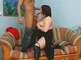 Girl with giant tita and Karim