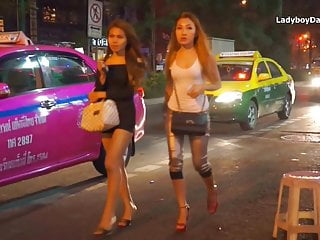 Hd Videos Ladyboy Shemale video: Bangkok Sukhumvit Ladyboy