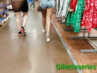 Candid Mix of legs and asses shopping
