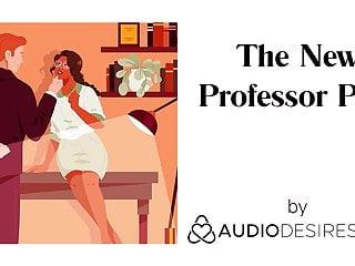 The new professor women asmr...
