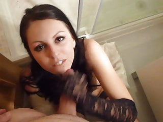 Young divorced mom cock...