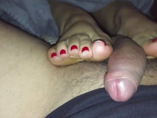 Fists feet and seed...