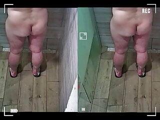 Spy Shower Security Guard CUM