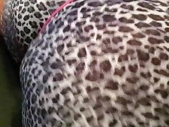 Jellojuggz44f  bbw twerking big ole cotton candy soft bootyl