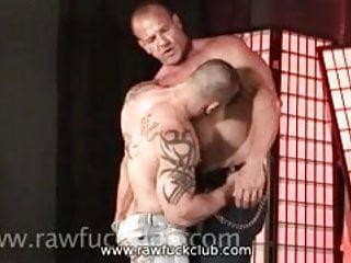 Horny bodybuilders...
