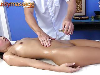 Thin her massage therapist...
