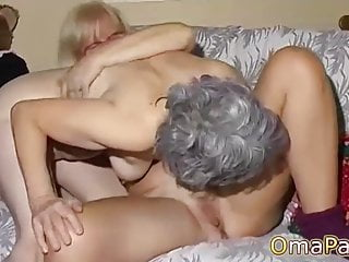 Omapass videos of amateur matures and grannies...