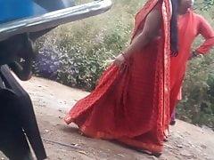 Dick flashing to bhabhi