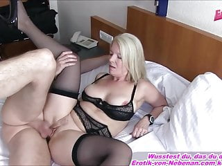 like mother and son - german mature housewife mom creampiePorn Videos