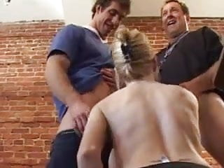 Coach and Football Jock Friendly Fire Over the Teacher