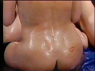 Tranny babe in group sex fucked...