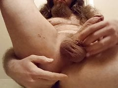 Big Cumshot w Fingers in Ass Org Contractions 1:56