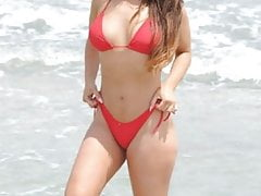 Jessica Hayes - Ibiza Beach