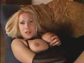Blonde cumshot...