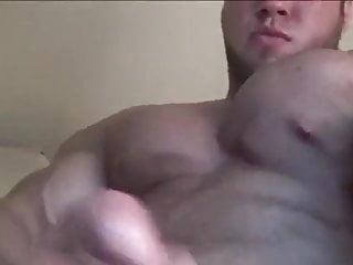 Bodybuilder shows his best...