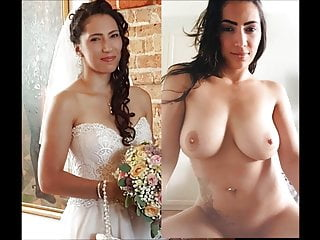 Dressed Undressed Brides 4 Slideshow
