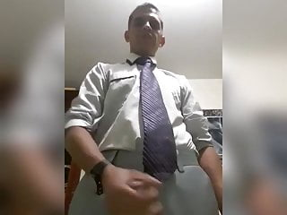 Mature male very straight with his pay