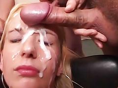 her first massive bukkake fuck orgyfree full porn