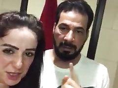 Iranian slut and customer