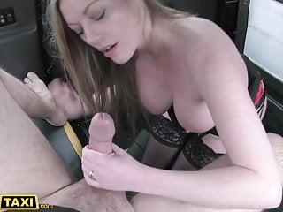 English MILF with big tits cheats on her husband
