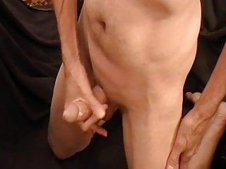 of load cum a shoots huge Man