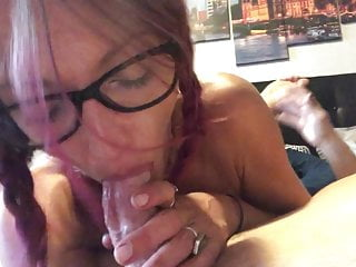 Chloe sucking extra penis