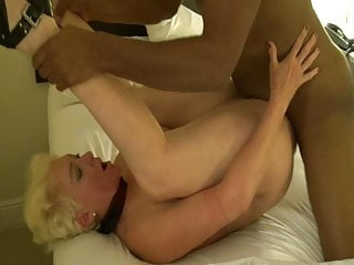 her Granny Needs BBC young  male black Creampie