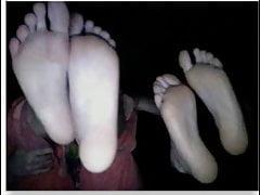 chatroulette girls feet 7