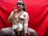 Eros & Music - BBW Blonde Smokes
