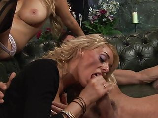 Naughty girls get smashed hardcore to satisfaction