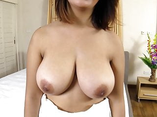 Large Thai knockers bounce whereas fucked uncooked