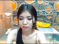 Asian webcam girl part 1