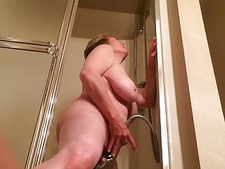 Mom is obsessed with the shower head by MarieRocks age 57