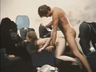 Erotic Sex on the crazy AIRPLANE