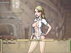 Innocent Witches - Blonde Hogwarts 18yo Teen Dildo Fun - #1