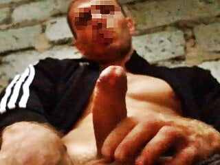 Russian PRISONER makes a young GAY MAN suck in prison