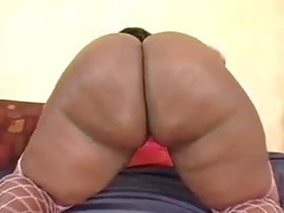 With giant ass fucks and gets a creampie...