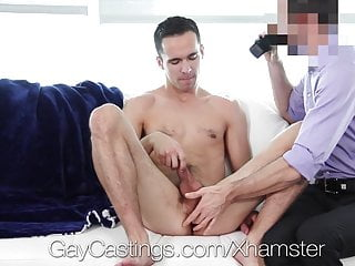 GayCastings - Max Woods Fucked in First Porn Audition
