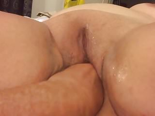 Mutual masturbating with a little fisting...
