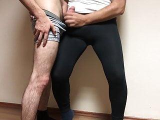 Azeri spandex cock grope. Surtunen sik. azerilasin baku