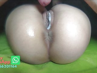 sloppy vagina begs for a lot of cum